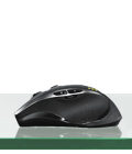 Performance Mouse MX on glass