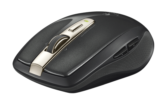 Anywhere Mouse MX facing left