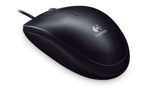 Logitech For Business B100 Optical Usb Mouse For Business