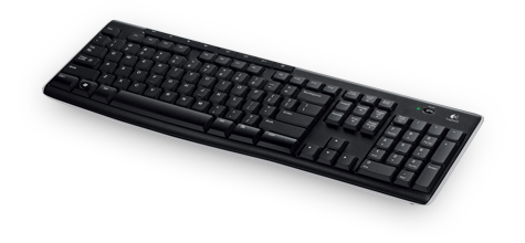 Wireless Keyboard K270