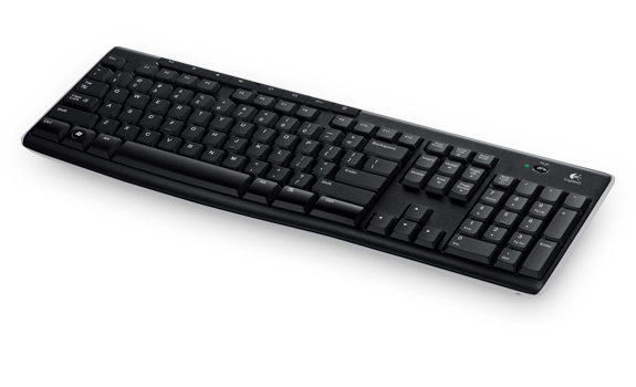 Wireless Keyboard K270 Gallery 2