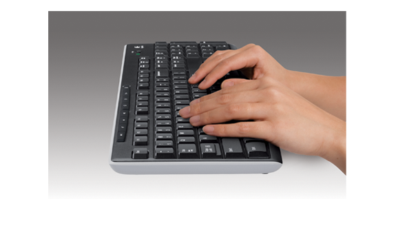 Wireless Keyboard K270 Gallery 8