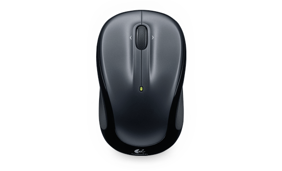 Wireless Mouse M325 Dark Grey Gallery 1