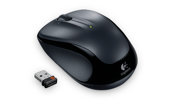 Wireless Mouse M325 Dark Grey Gallery 2