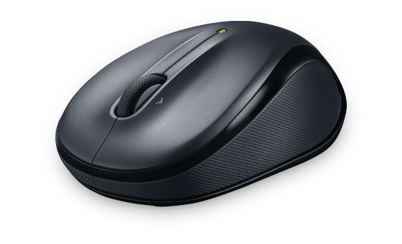 Wireless Mouse M325 Dark Grey Gallery 4