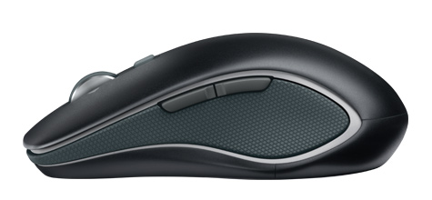 Wireless Mouse M560, left view